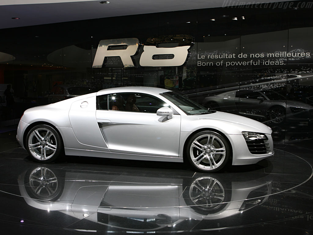 Audi R8 High Resolution Image 3 Of 18