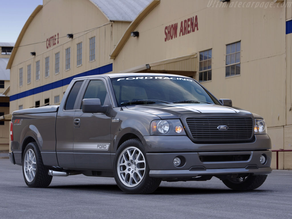 Ford F150 Project FX2 High Resolution Image (2 of 5)