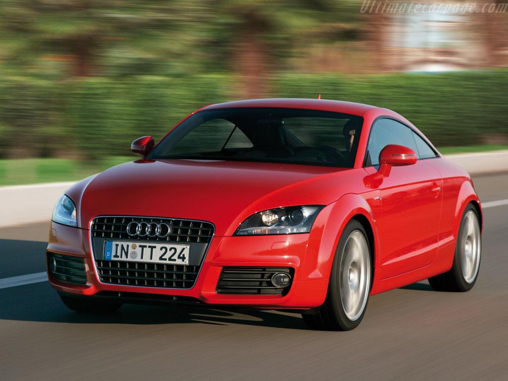 Audi TT Quattro 3.2 Coupe S-Line High Resolution Image (2 ...