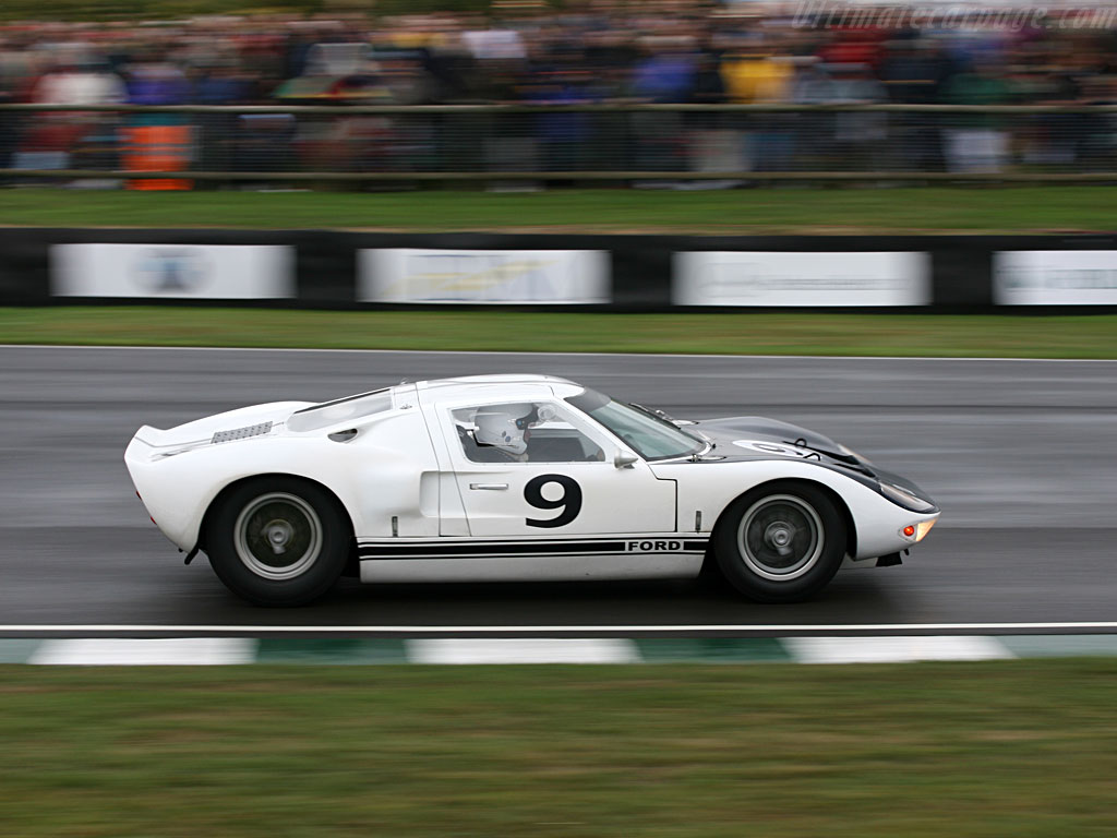 Ford GT Prototype High Resolution Image (4 of 6)