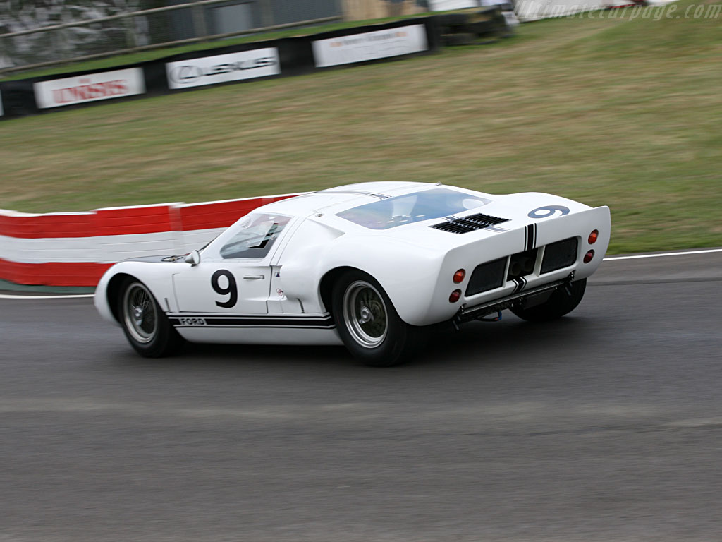Ford GT Prototype High Resolution Image (5 of 6)