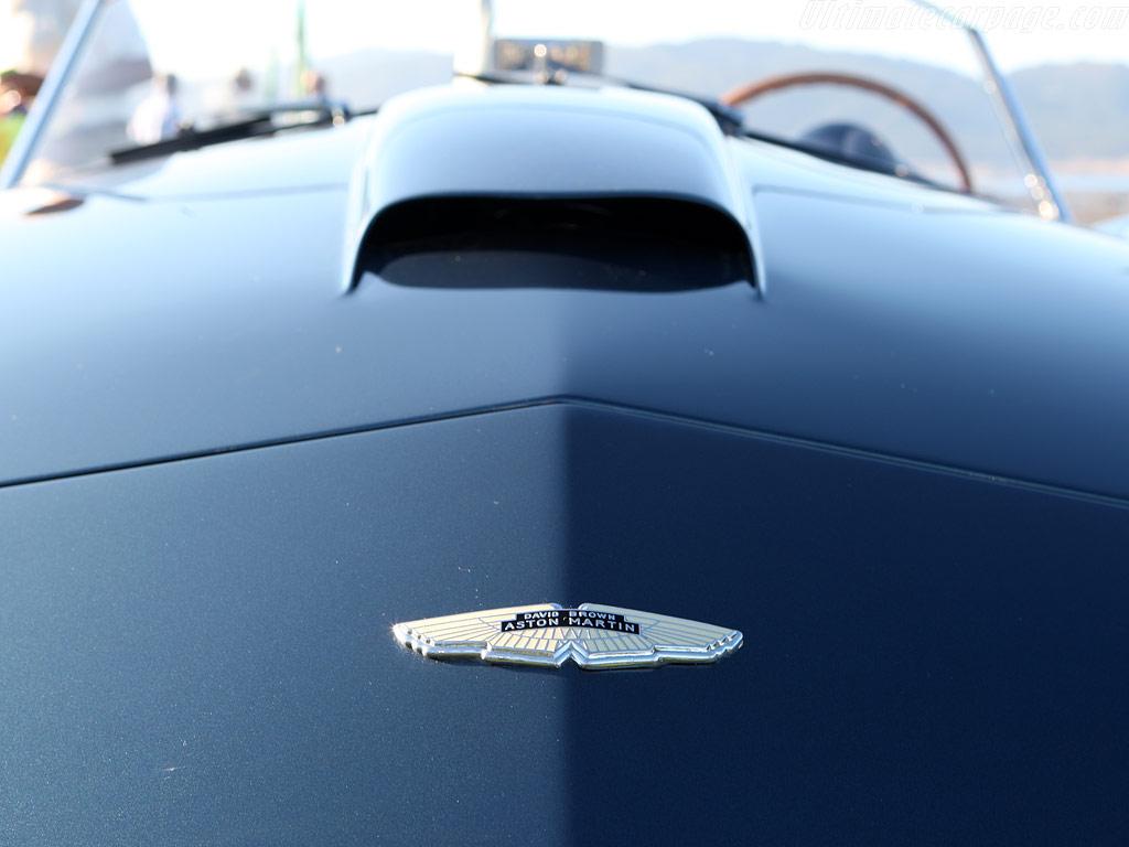 Aston Martin Db2 4 Bertone Spider High Resolution Image