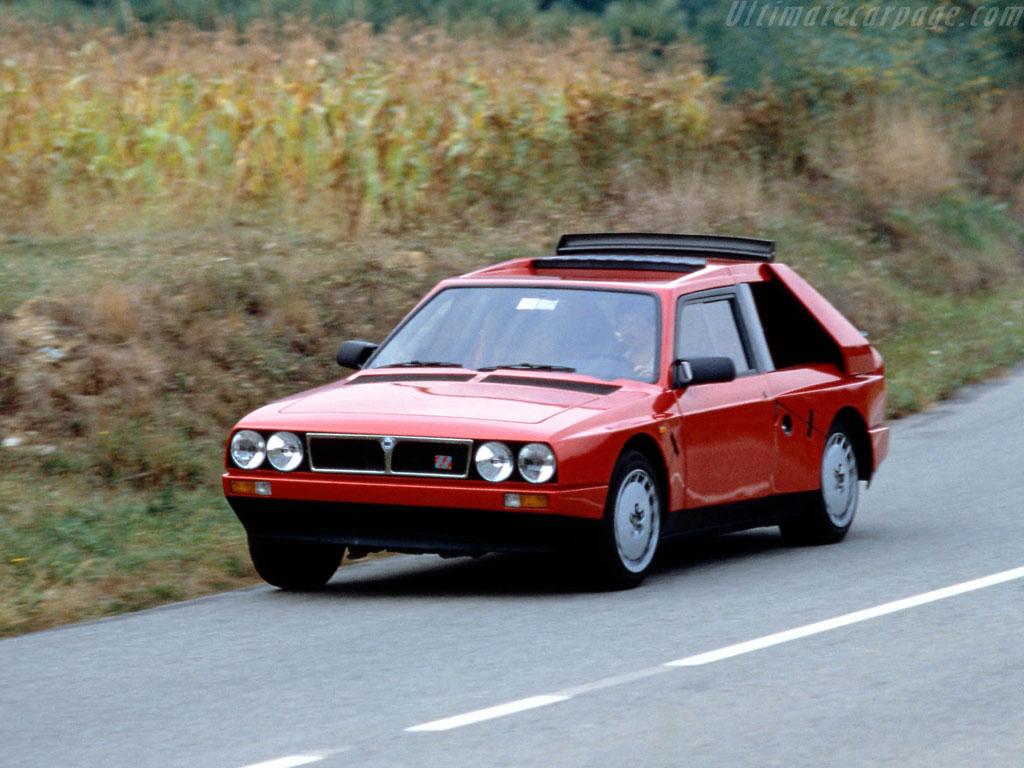 Lancia S4 Delta Stradale