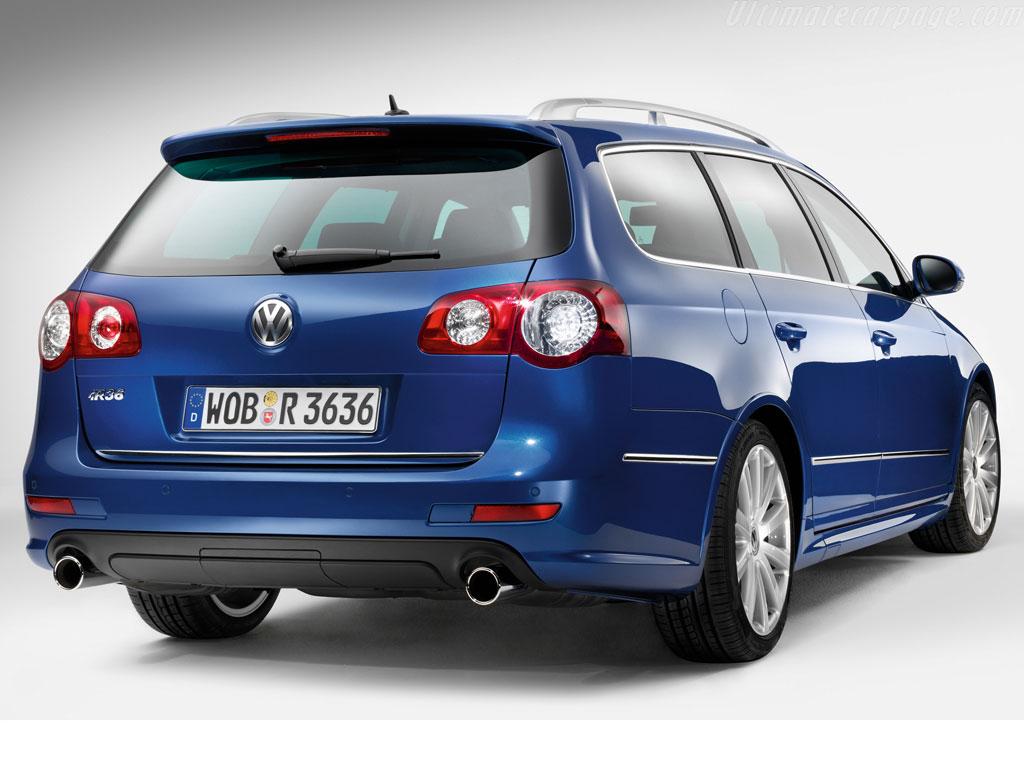 Volkswagen passat r36 variant high resolution image 3 of 6