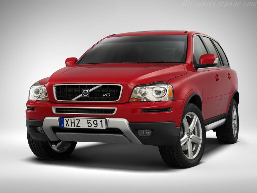 Volvo Xc90 V8 Sport >> Volvo XC90 V8 Sport High Resolution Image (1 of 6)