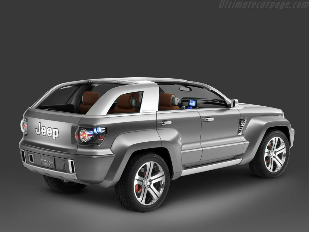 Jeep Trailhawk Concept High Resolution Image (4 of 12)