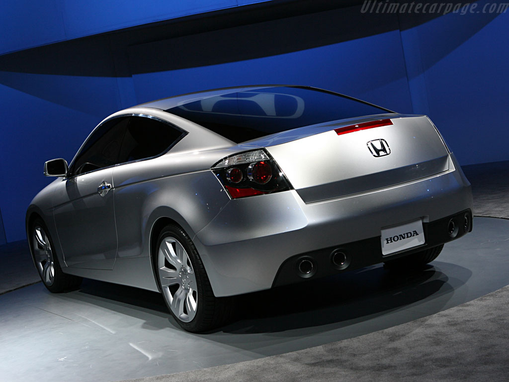 Honda Accord Coupe Concept 2017 2018 Best Cars Reviews | 2017 - 2018 ...