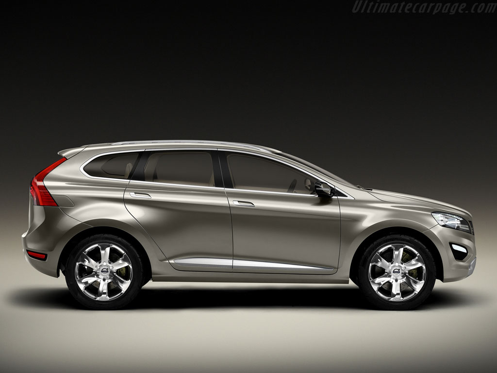 Volvo Xc60 Concept High Resolution Image 3 Of 12