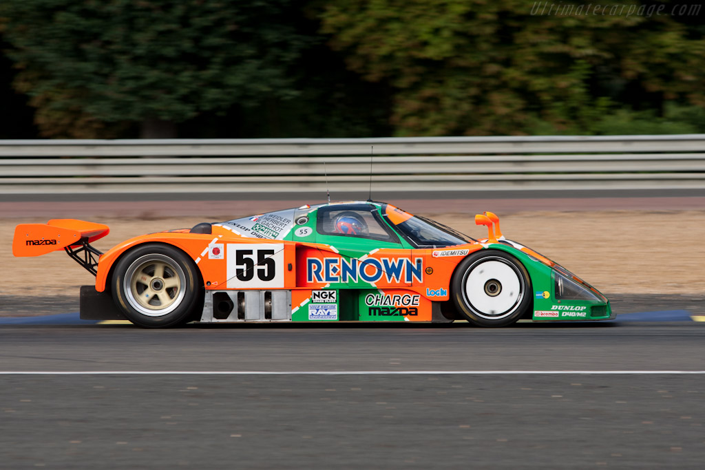 2018 Mazda Rx7 >> Mazda 787B (s/n 787B - 002 - 2011 24 Hours of Le Mans) High Resolution Image (3 of 24)