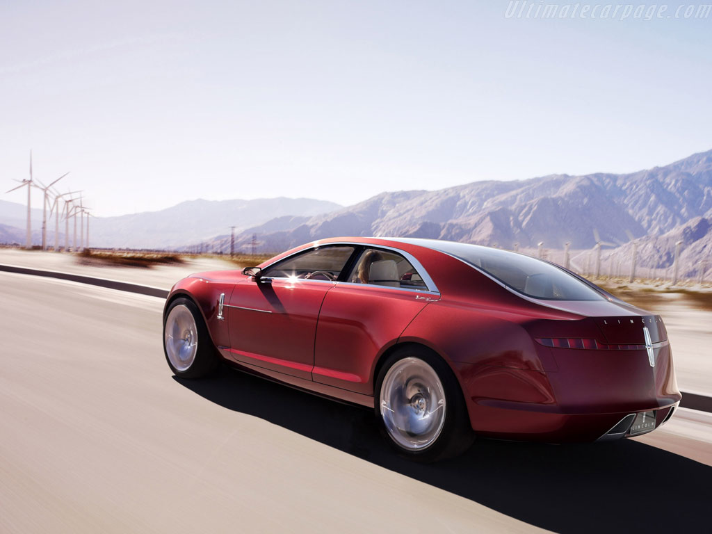 Lincoln Concept Car >> Lincoln MKR Concept High Resolution Image (6 of 12)
