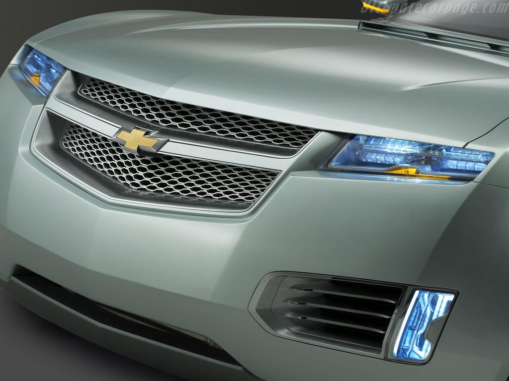 2017 Chevrolet Volt >> Chevrolet Volt Concept High Resolution Image (12 of 18)