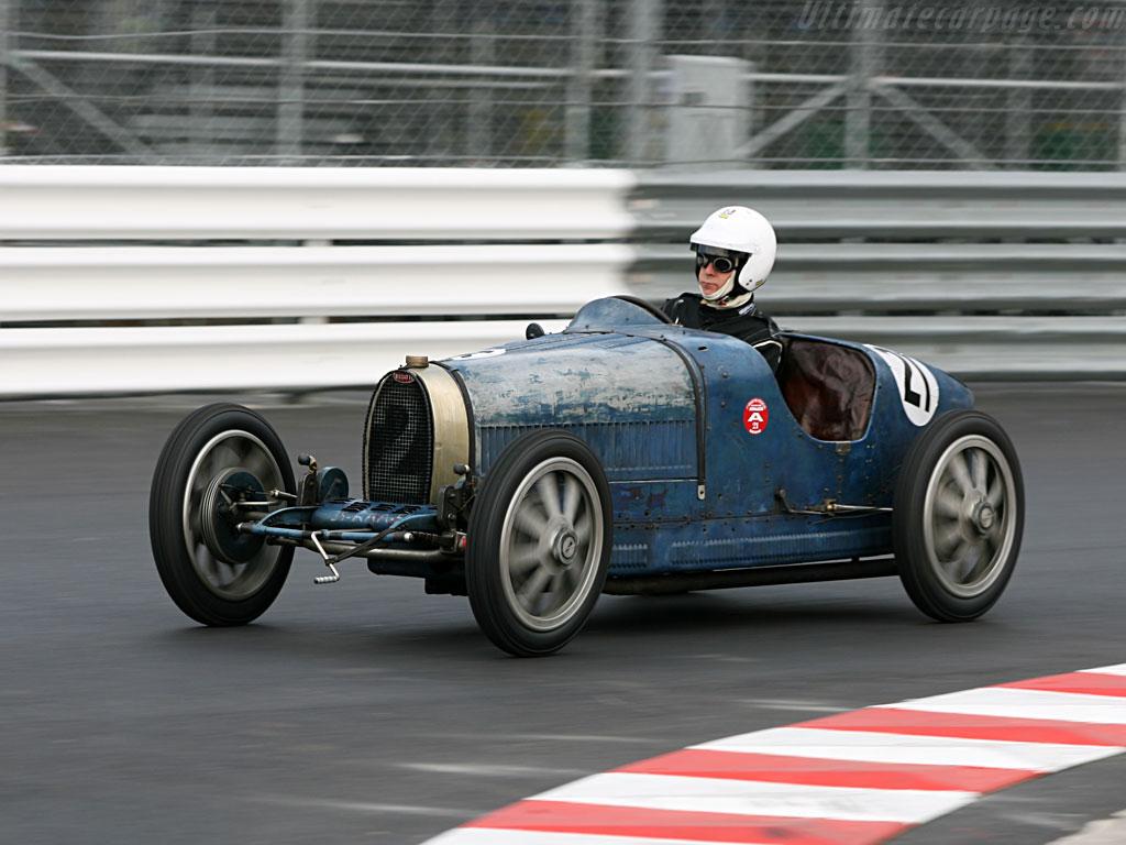 Bugatti Type 35 Grand Prix de