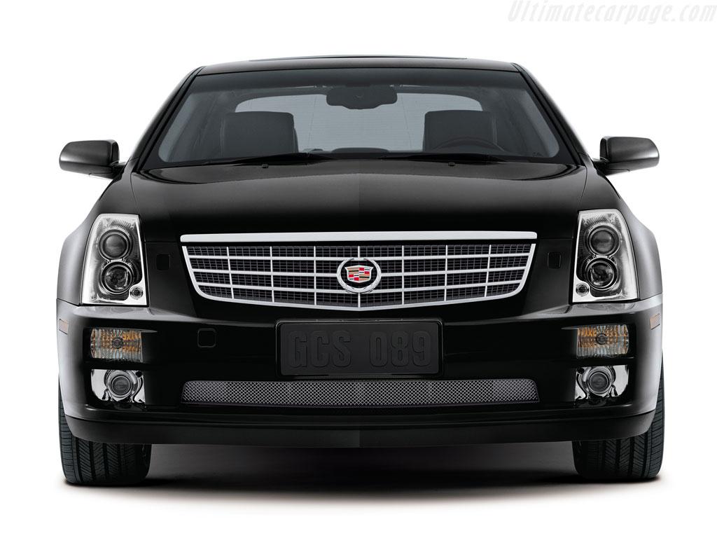 Cadillac Sls High Resolution Image 3 Of 6