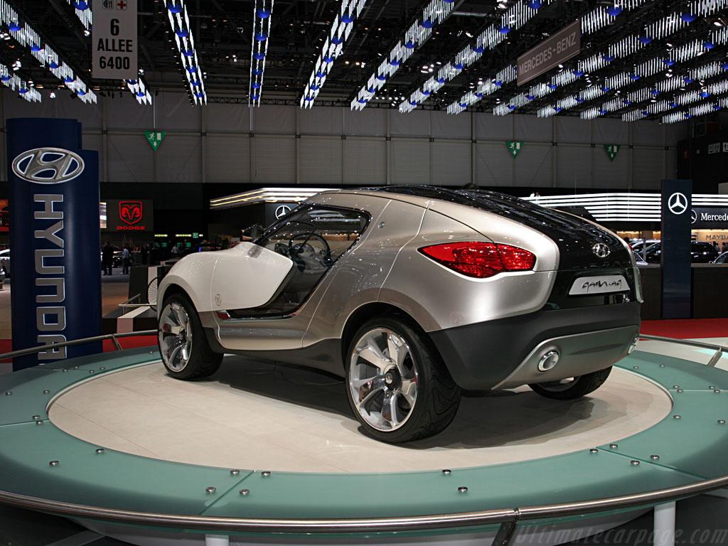 Hyundai Qarmaq Concept High Resolution Image 3 Of 6