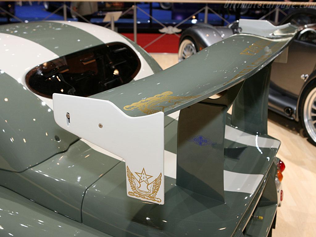Morgan Aero 8 GT3