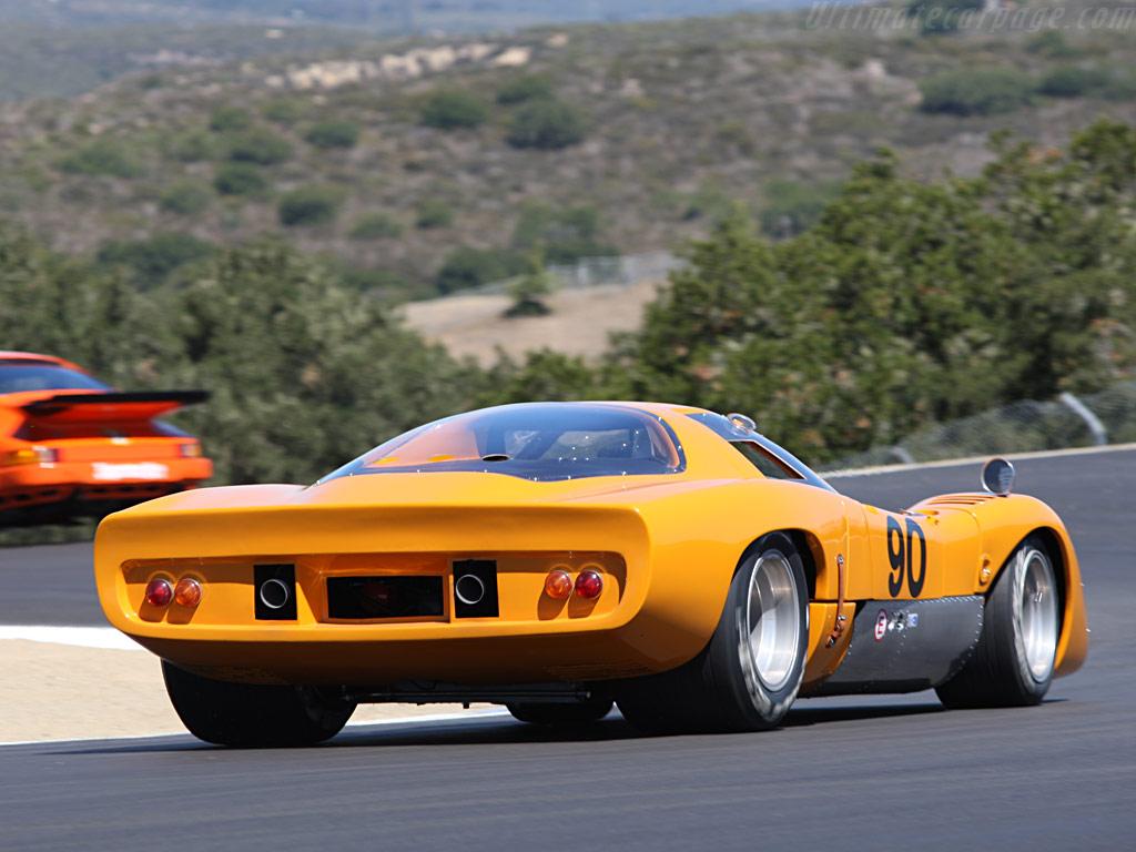 Mclaren Kit Car >> McLaren M6GT Chevrolet High Resolution Image (6 of 18)