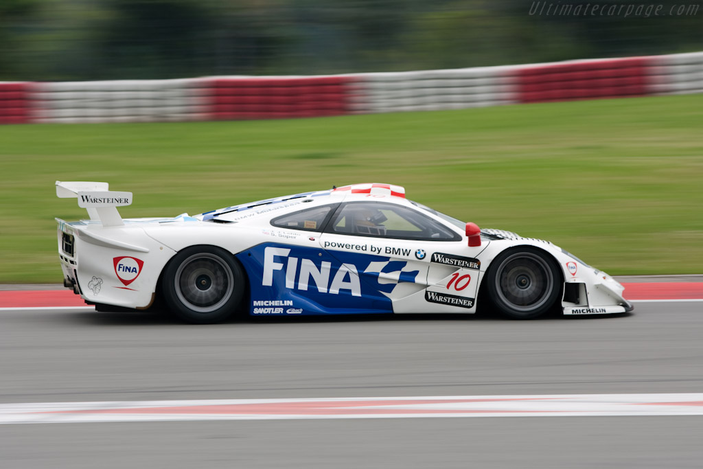 Mclaren F1 Gtr Longtail S N 21r 2009 Modena Trackdays High Resolution Image 7 Of 36