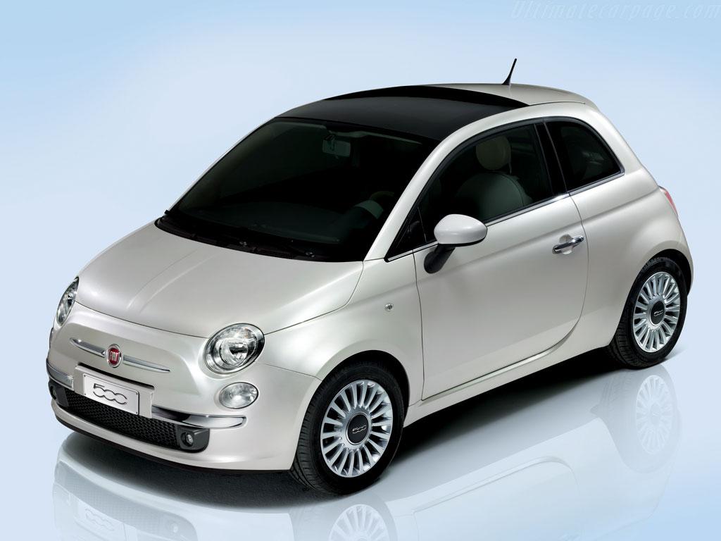 Fiat Nuova 500 High Resolution Image 1 Of 6