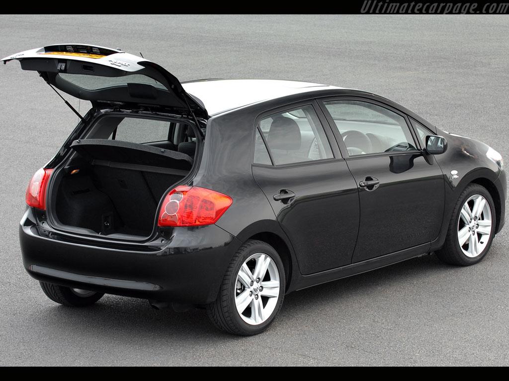 Wigo Toyota Car >> Toyota Auris T180 High Resolution Image (6 of 6)