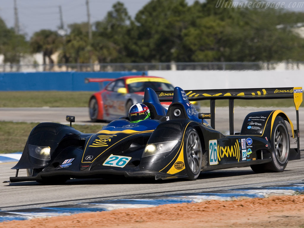 Acura ARX-01a High Resolution Image (1 of 3)