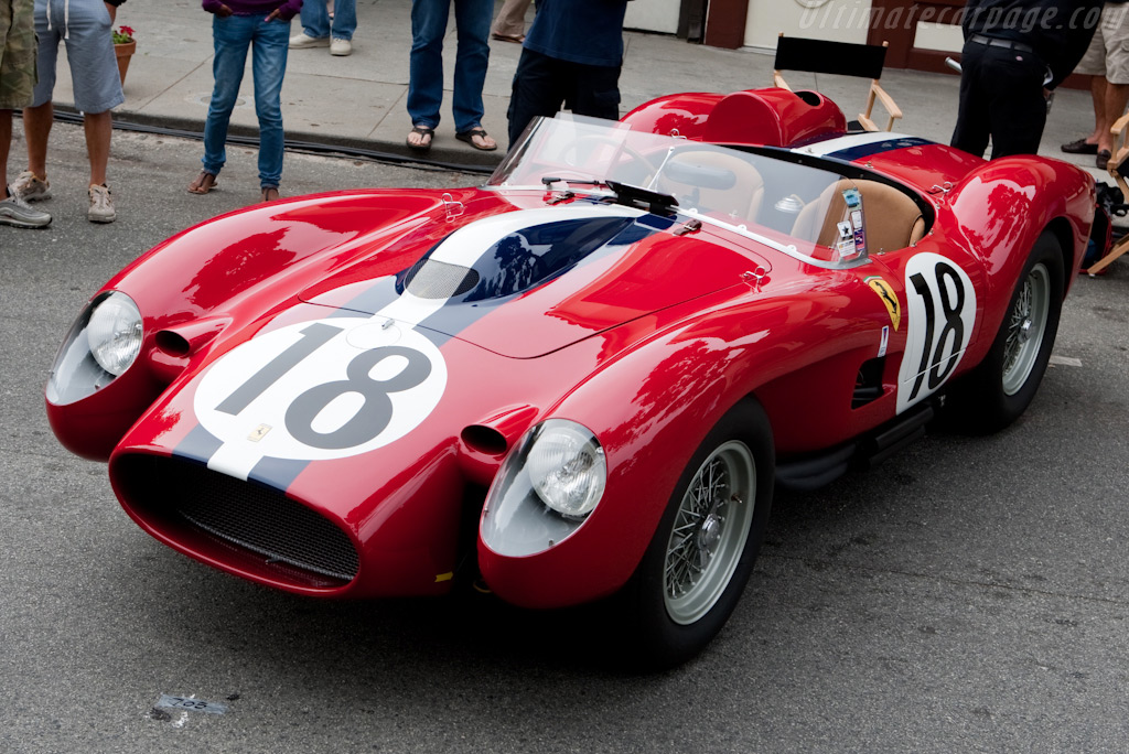 The United States of the Solar System, A.D. 2133 (Book Eight) - Page 3 Ferrari-250-TR-Prototipo_13
