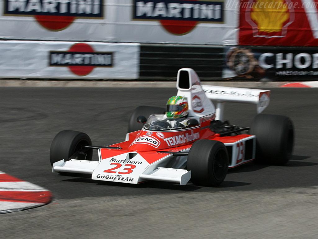Return to McLaren M23 Cosworth