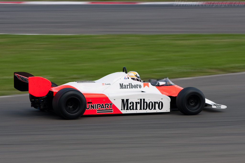 Mclaren Mp4 1b Cosworth High Resolution Image 9 Of 18