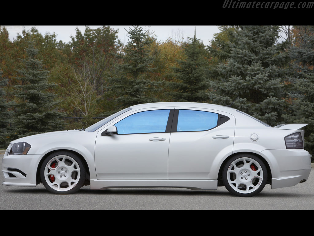 Dodge Avenger 3 6 With Supercharger.html | Autos Post