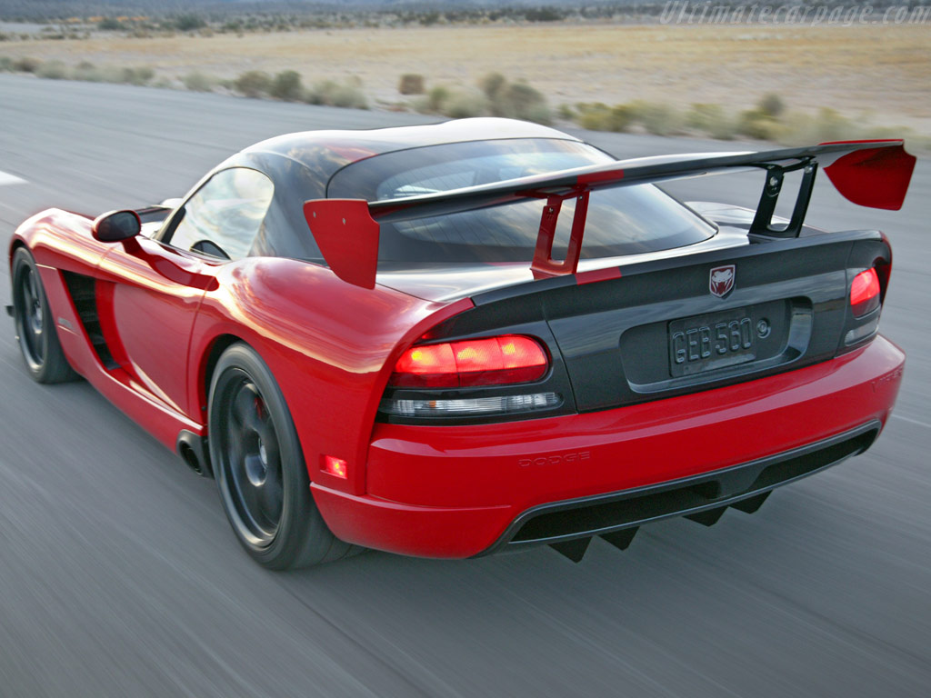 Dodge Viper SRT10 ACR High Resolution Image (6 of 6)