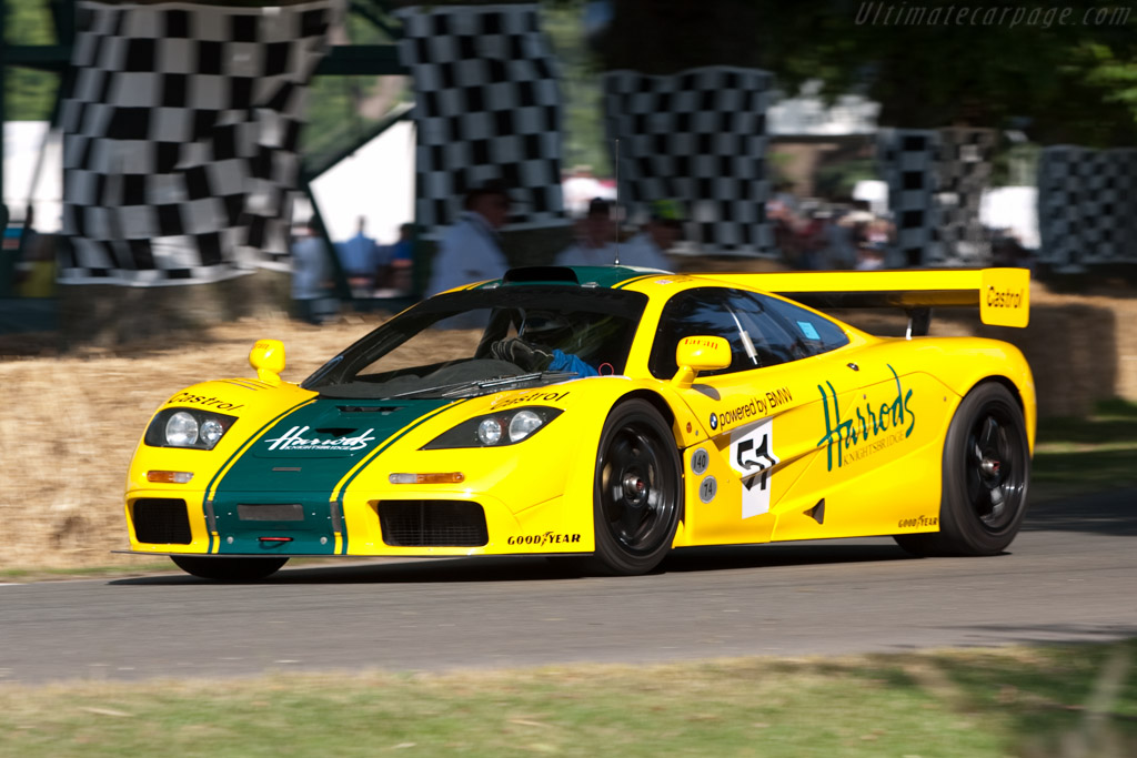 Mclaren F1 Gtr S N 06r 2009 Goodwood Festival Of Speed High Resolution Image 16 Of 42