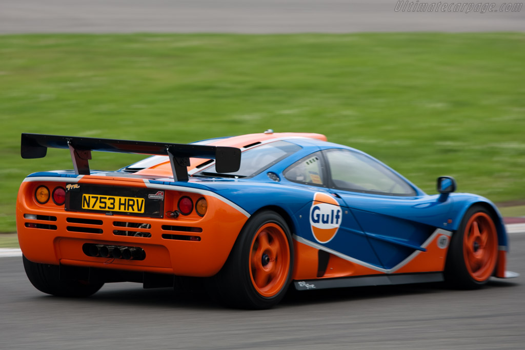 Mclaren F1 Gtr S N 12r 2009 Modena Trackdays High Resolution Image 36 Of 42