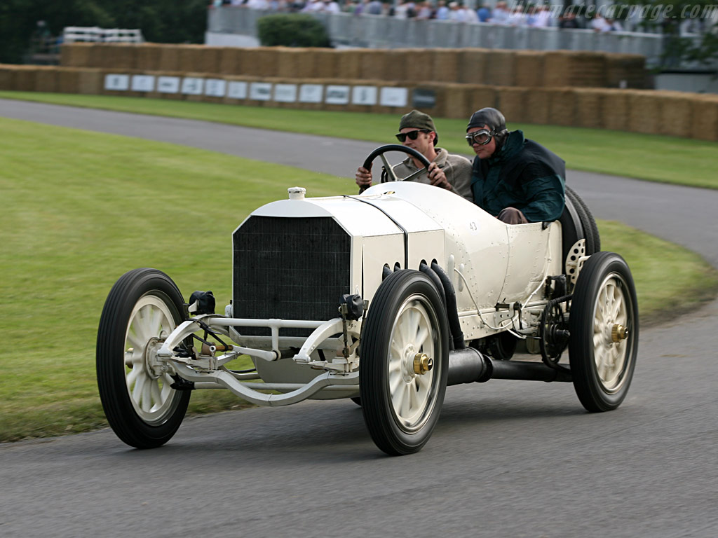 When Was The First Race Car Made