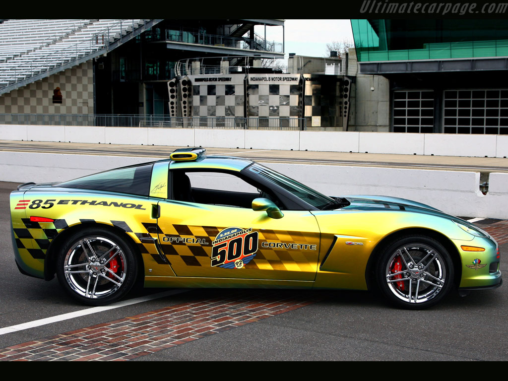 Chevrolet Corvette C6 Z06 E85 Concept High Resolution Image 2 of 4