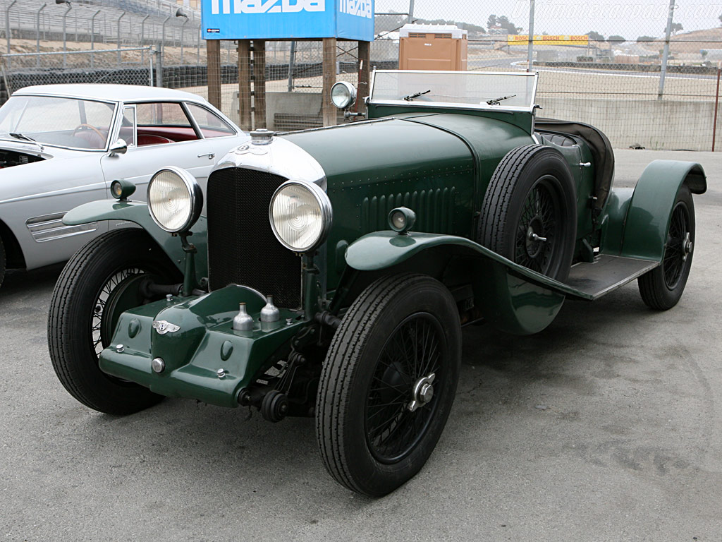 Bentley 4 189 Litre Blower Gurney Nutting Boat Tail