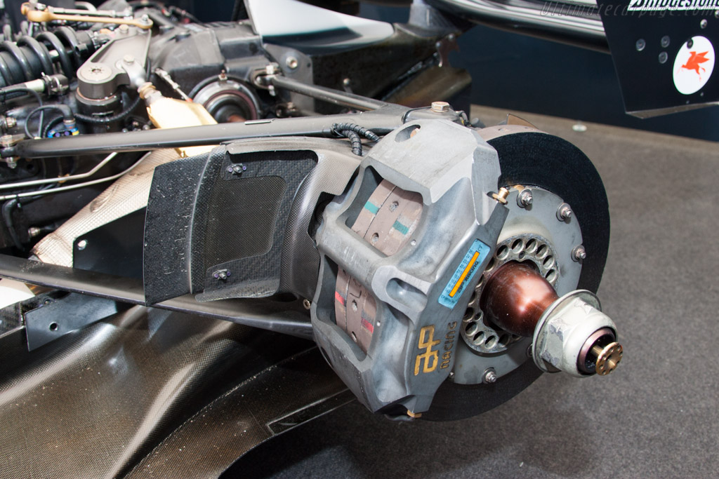Festival Of Speed >> McLaren MP4-13 Mercedes (s/n MP4-13A-04 - 2012 Goodwood Festival of Speed) High Resolution Image ...