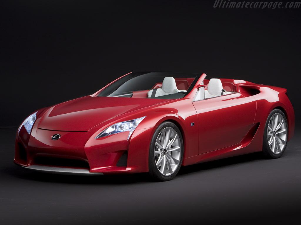 Последний экземпляр Lexus LFA сошел …
