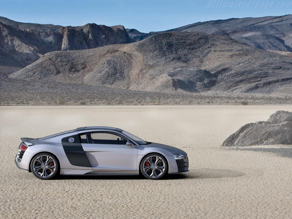 Audi R8 V12 Tdi Concept High Resolution Image 3 Of 12