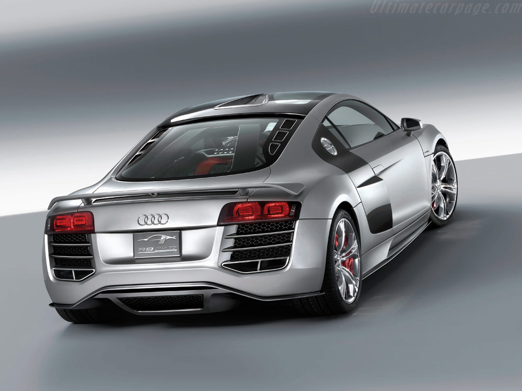 Audi R8 V12 Tdi Concept High Resolution Image 4 Of 12