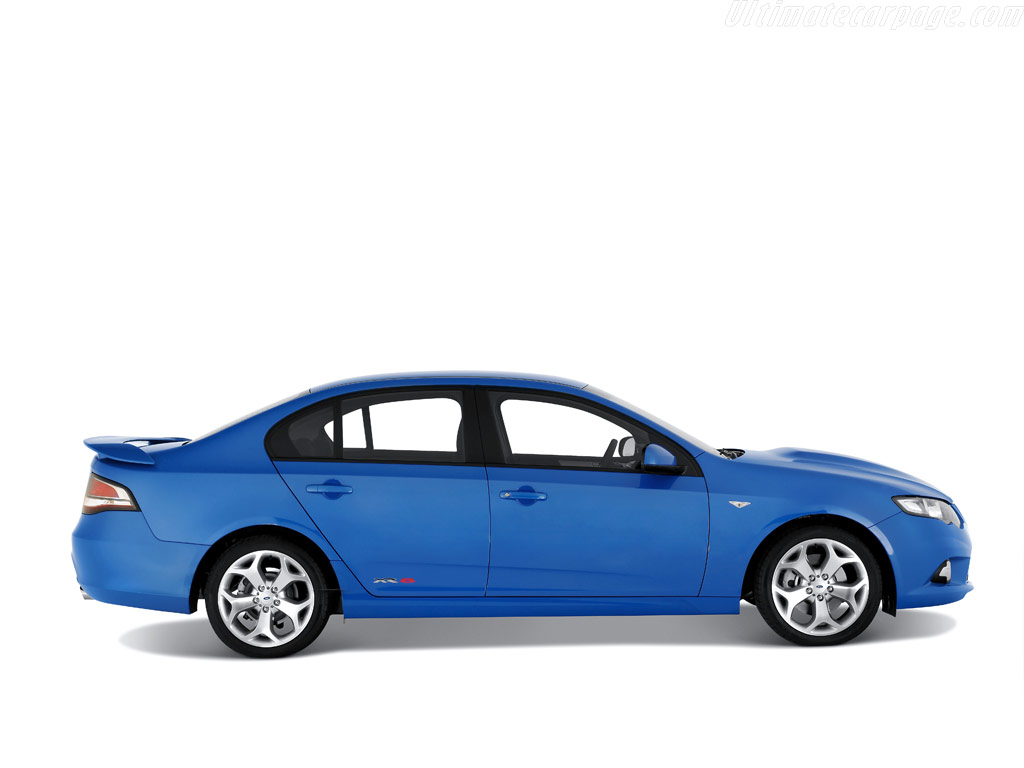Ford FG Falcon XR8 High Resolution Image (4 of 6)