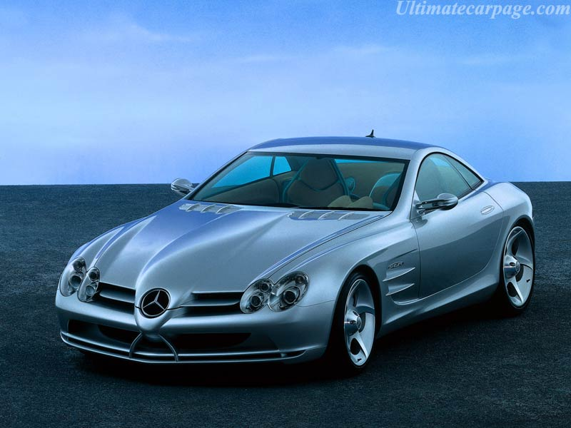 Mercedes benz vision slr high resolution image 4 of 8 for Mercedes benz vision statement