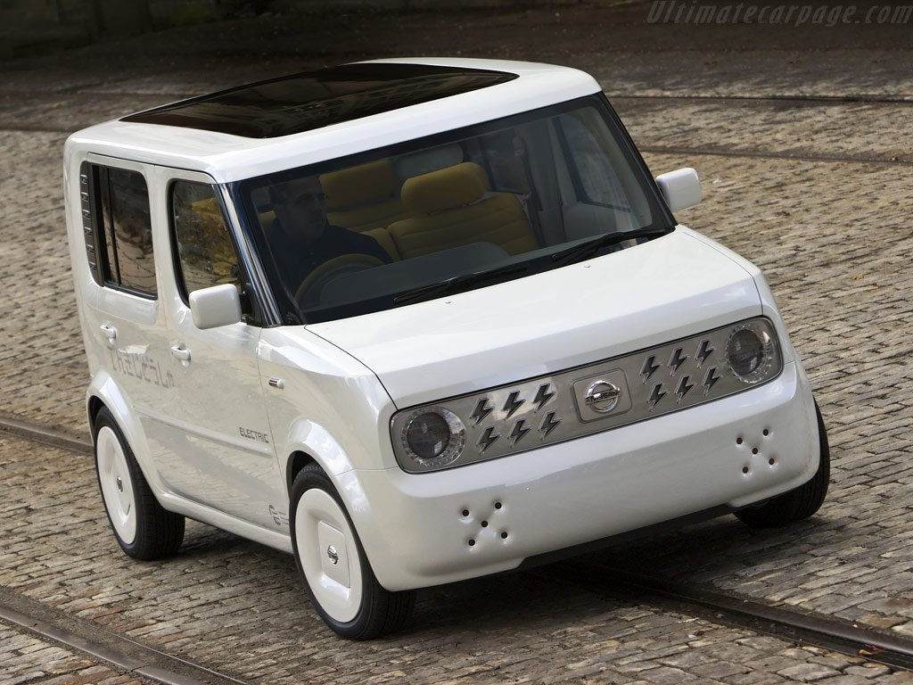 2018 Nissan Cube >> Nissan Denki Cube Concept High Resolution Image (2 of 12)