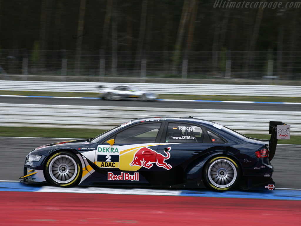 Audi A4 Dtm High Resolution Image 3 Of 6