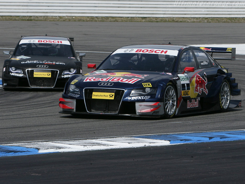 Audi A4 Dtm High Resolution Image 4 Of 6