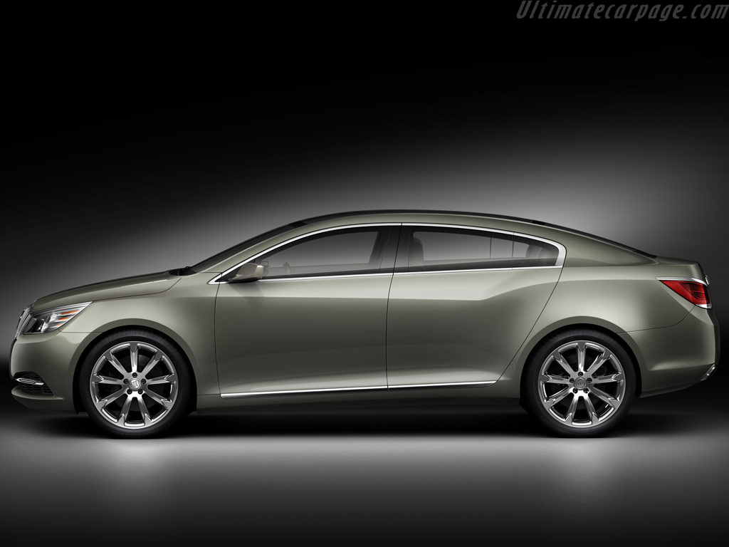 Picture Of Car >> Buick Invicta Concept High Resolution Image (2 of 6)