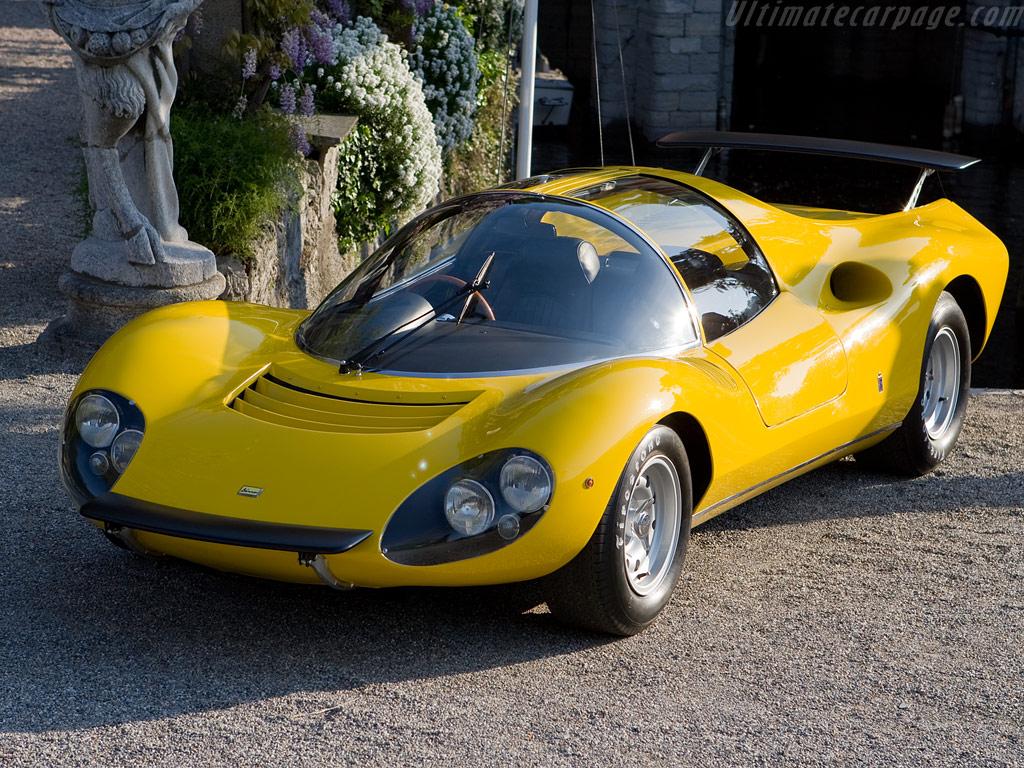 Ferrari 206 S Dino Berlinetta Competizione High Resolution