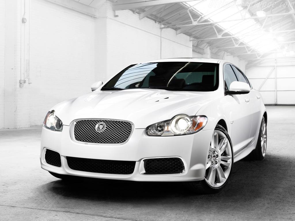 Jaguar XFR High...