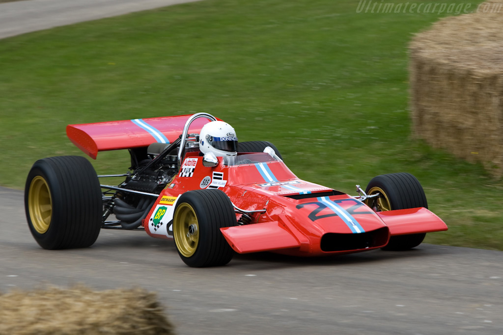 Detomaso 505 F1 Cosworth High Resolution Image 7 Of 12
