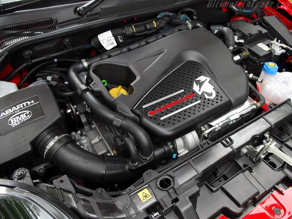 Fiat Abarth Grande Punto Esseesse High Resolution Image 6