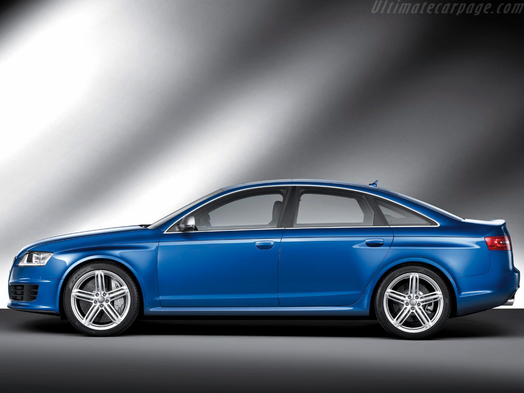 Audi Rs 6 Saloon High Resolution Image 3 Of 6