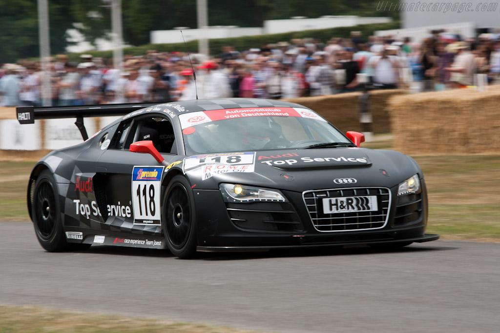 Audi R8 Lms 2010 Goodwood Festival Of Speed High